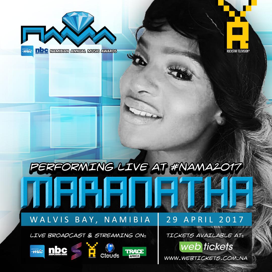 NAMA2017 MARANATHA ANNOUNCEMENT RSTV
