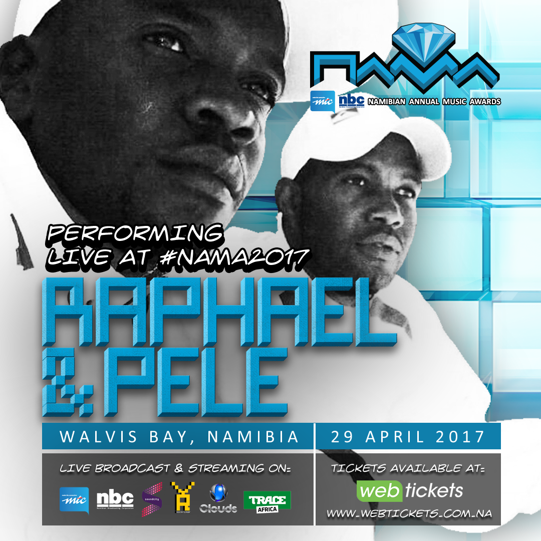 NAMA2017 RAPHAEL AND PELE ANNOUNCEMENT005