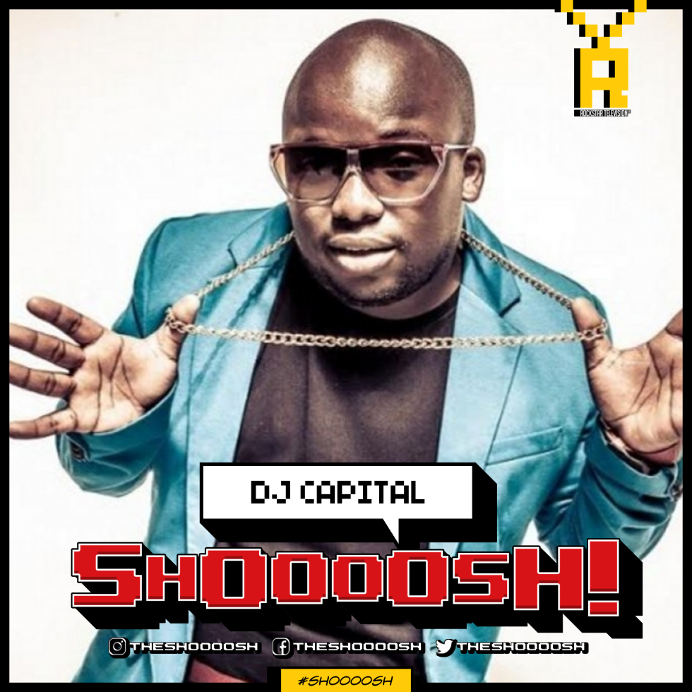 SHOOOOSH! DJ CAPITAL00001