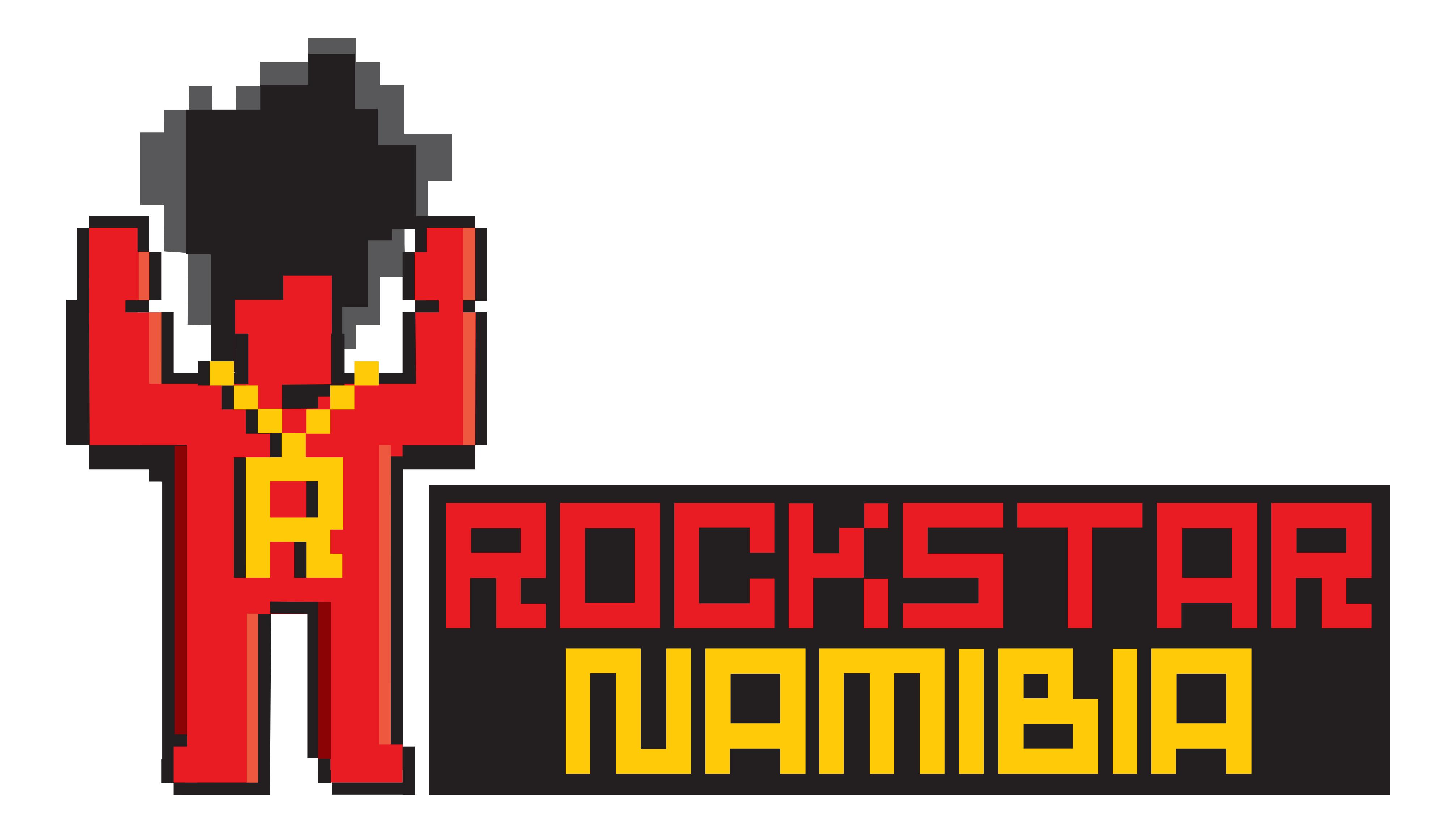 ROCKSTAR NAMIBIA LOGO